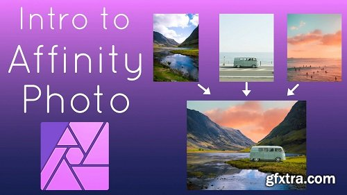 Intro to Affinity Photo on iPad: Making a Photo Composition