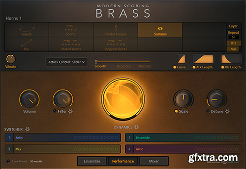 Audiobro Modern Scoring Brass v1.2 KONTAKT