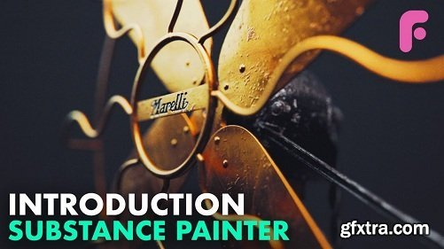 FlippedNormals – Introduction to Substance Painter