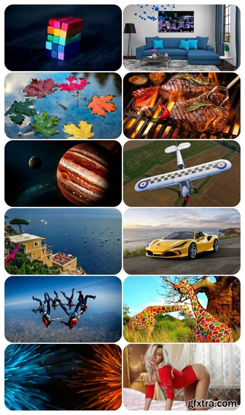 Beautiful Mixed Wallpapers Pack 969