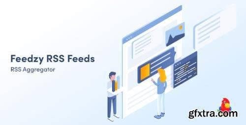ThemeIsle - Feedzy RSS Feeds Premium v1.7.0 - WordPress RSS Aggregator - NULLED