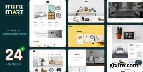 ThemeForest - Minimart v1.0.0 - Minimal Furniture Store Prestashop 1.7 Theme - 29912636