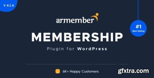 CodeCanyon - ARMember v4.2.0 - WordPress Membership Plugin - 17785056 + Add-Ons - NULLED
