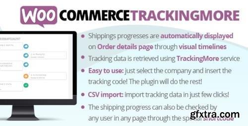 CodeCanyon - WooCommerce TrackingMore v4.1 - 24008326 - NULLED