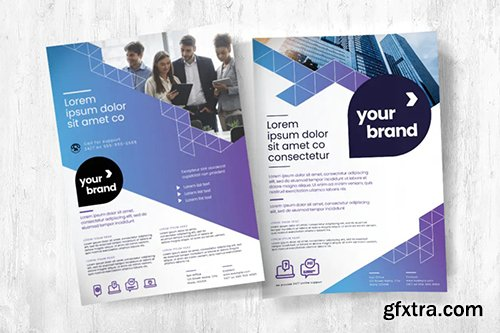 Modern Business Poster / Flyer / Brochure