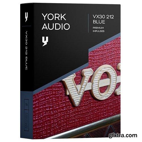 York Audio VX30 212 BLUE Kemper WAV