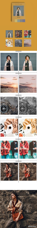CreativeMarket - Analog Signature Mobile Lr Preset 5991857