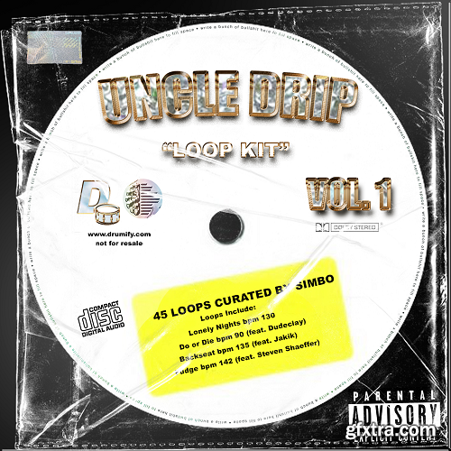 Simbo Uncle Drip Vol 1 WAV
