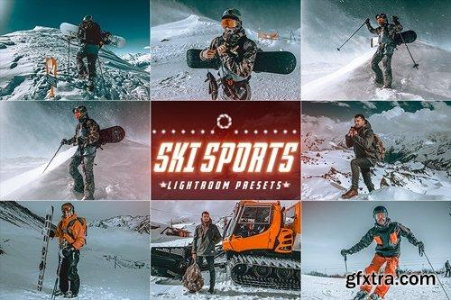 ski Sports Winter Lightroom Presets