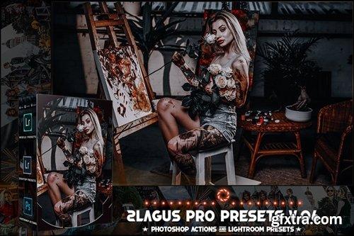 PRO Presets - V 06 - Photoshop & Lightroom