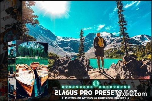 PRO Presets - V 07 - Photoshop & Lightroom