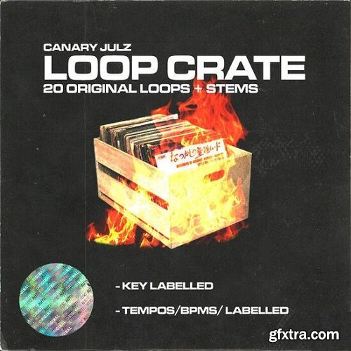 Canary Julz Loop Crate WAV