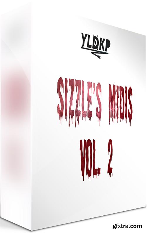YLDKP Sizzles Midi Pack Vol.2 FSC For FL Studio WAV