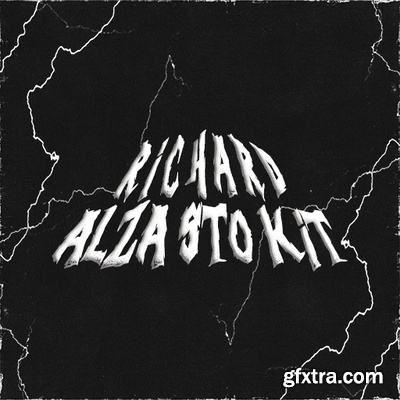 Richard Alza Sto Kit Vol 1 WAV
