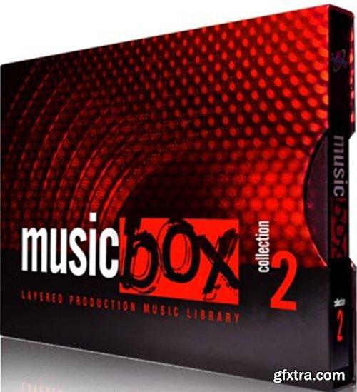 Digital Juice Music BOX Vol 2 STX