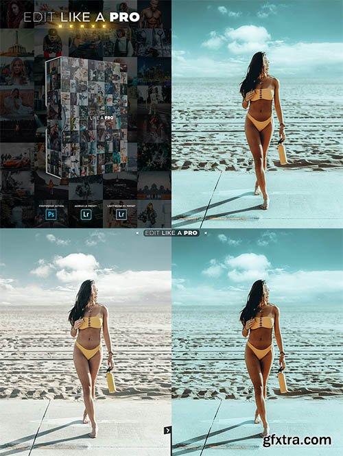 Edit Like A PRO 50th - Photoshop & Lightroom