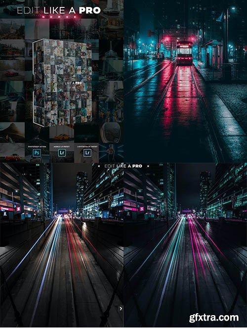 Edit Like A PRO 56th - Photoshop & Lightroom