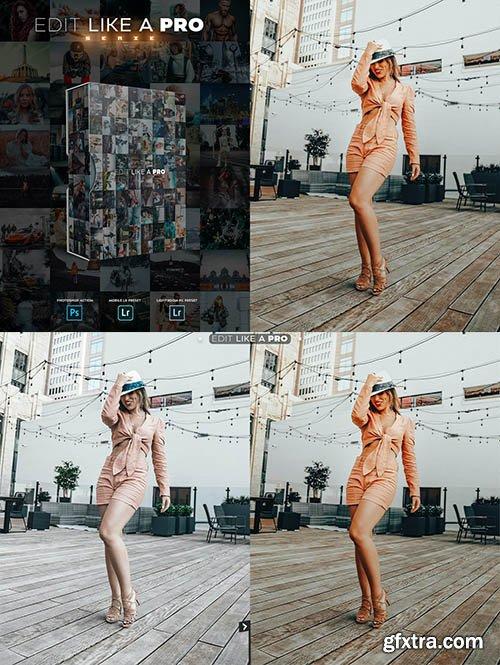 Edit Like A PRO 51th - Photoshop & Lightroom