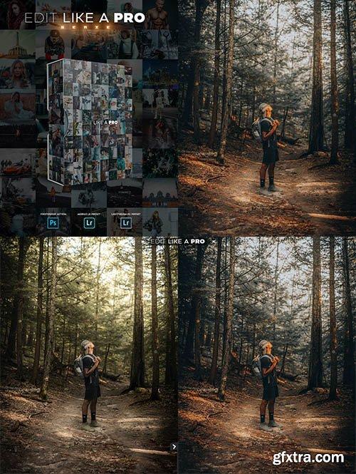 Edit Like A PRO 47th - Photoshop & Lightroom