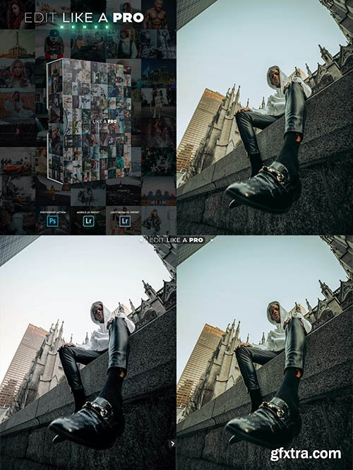 Edit Like A PRO 45th - Photoshop & Lightroom