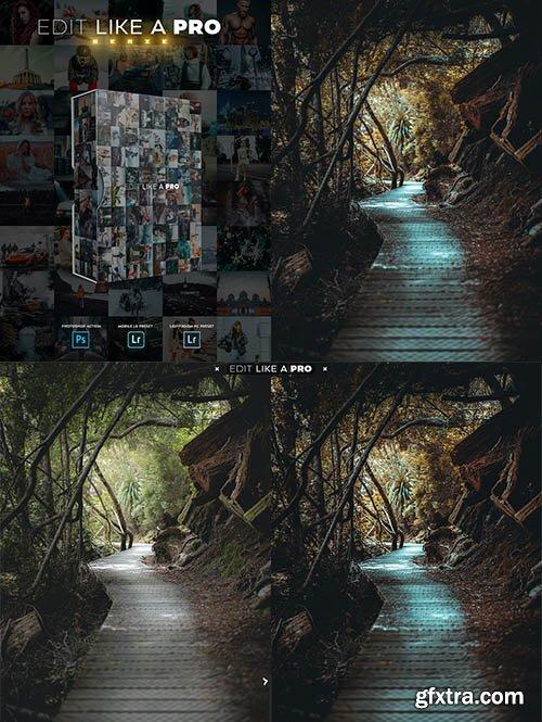 Edit Like A PRO 46th - Photoshop & Lightroom