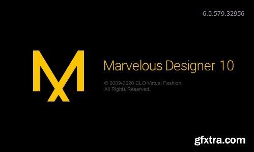 Marvelous Designer 10 Personal 6.0.579.32956 Multilingual Portable
