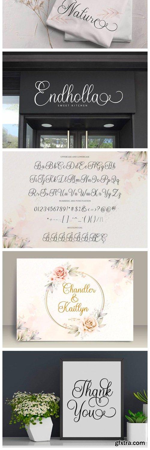 Malibu Font
