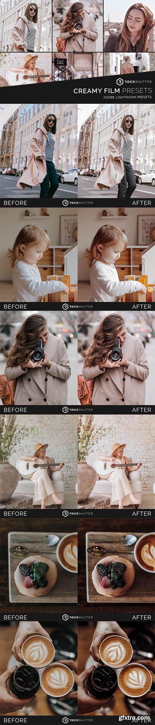 CreativeMarket - CREAMY FILM Mobile & Desktop Presets 5938710