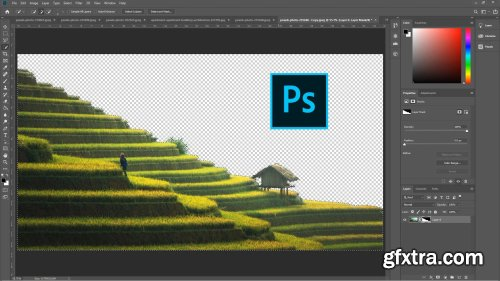 Fast & precise Photoshop selections