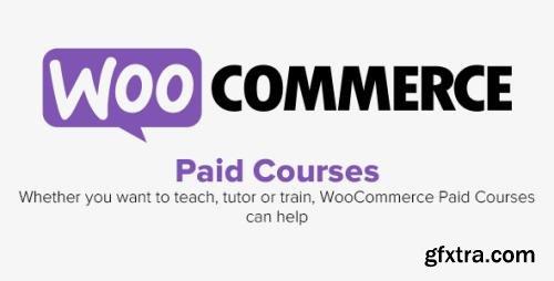 WooCommerce - WooCommerce Paid Courses v3.10.0.2.3.3