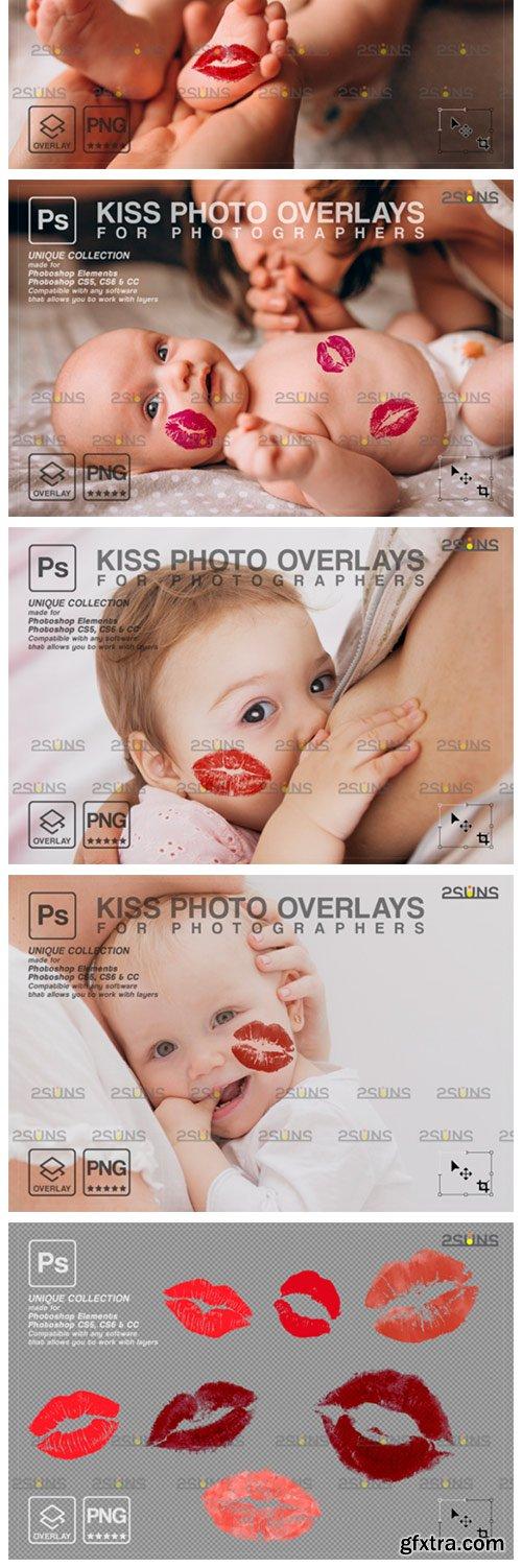 20 Kiss Overlays Photoshop Overlay 8561649