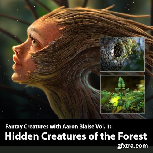 CreatureArtTeacher - Hidden Creatures of the Forest with Aaron Blaise