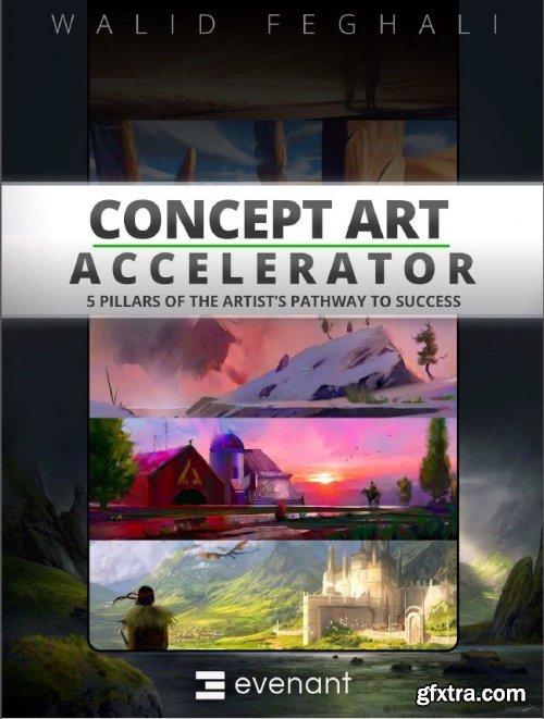 Concept Art Accelerator Bundle (Ebook + Tutorial)