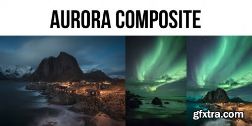 Gumroad – Aurora Composite Photoshop Tutorial with Mads Peter Iversen