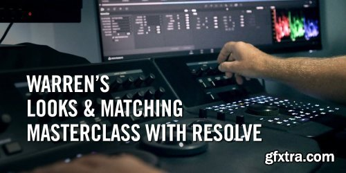 Looks and Matching Masterclass with Resolve