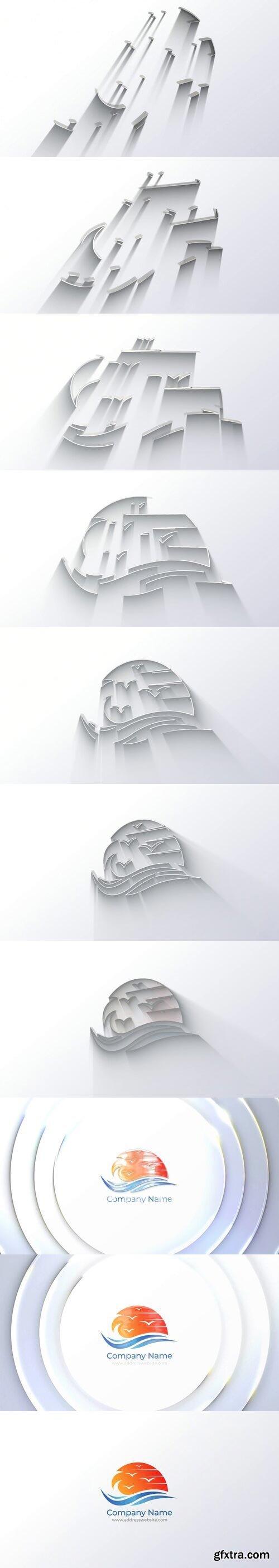 Videohive - Stylish 3D Logo - 30310073
