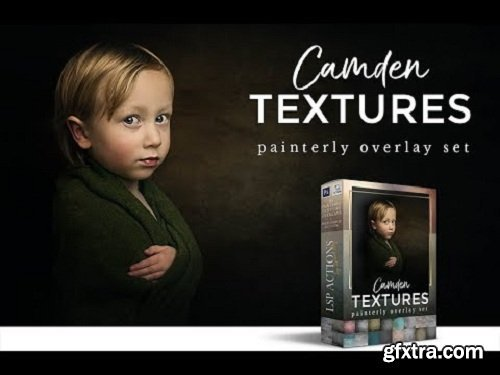 LSP Actions - CAMDEN Texture Overlay Collection