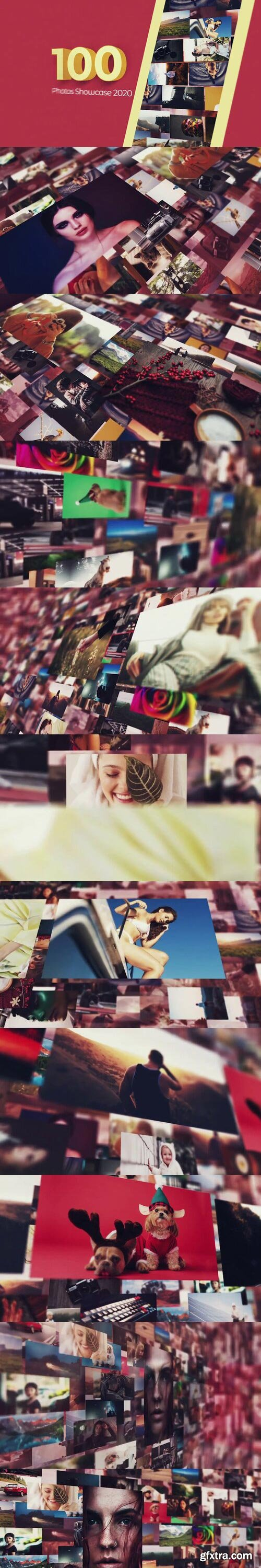 Videohive - 100 Photos Showcase Intro - 29886638