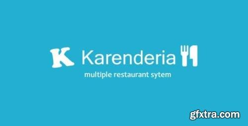 CodeCanyon - Karenderia v5.4.5 - Multiple Restaurant System - 9118694