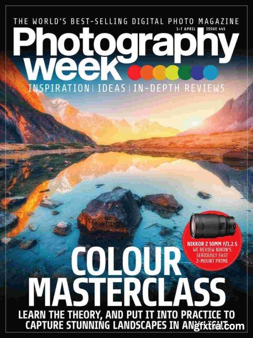 Photography Week - April 01, 2021