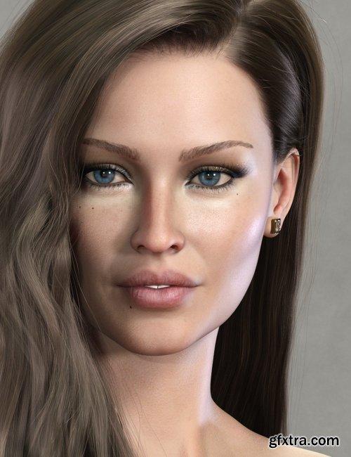 Rosamond HD for Genesis 8.1 Female