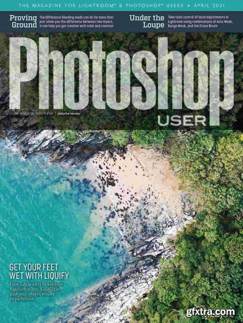 Photoshop User - April 2021
