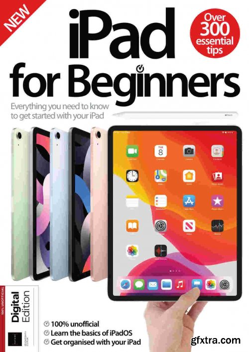 iPad for Beginners - 17th Edition, 2021