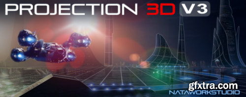 Projection 3D v3.0.6 for After Effects