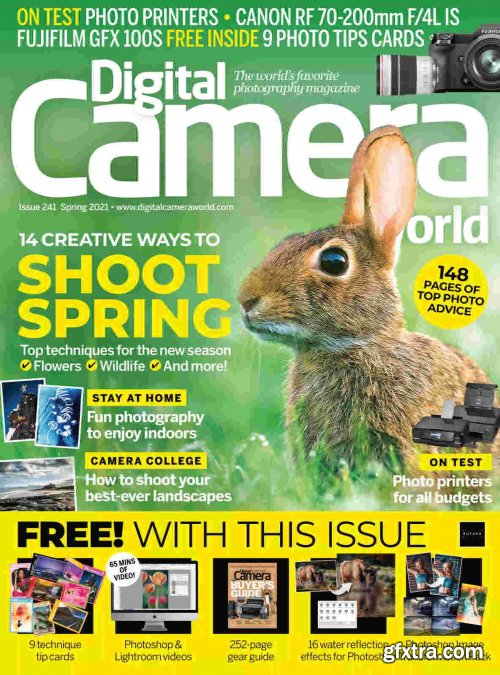 Digital Camera World - Spring 2021