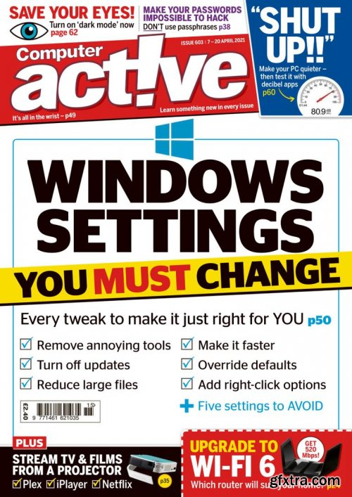 Computeractive - Issue 603, April 07, 2021