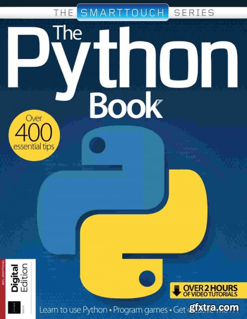 The SmartTouch Series - The Python Book - Issue 113, 2021
