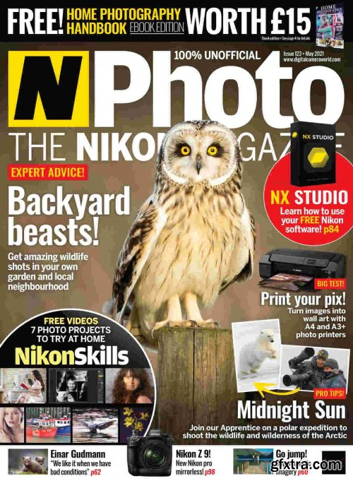 N-Photo: The Nikon Magazine - May 2021