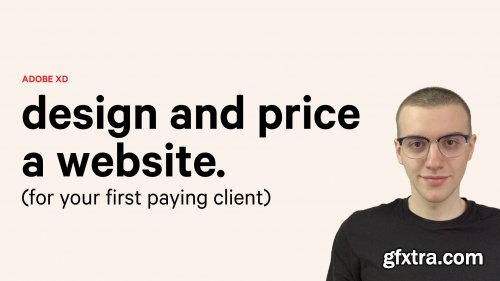 How to design a Website for your first client