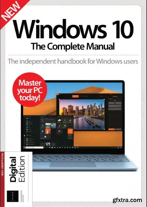Windows 10 The Complete Manual - 14th Edition, 2021